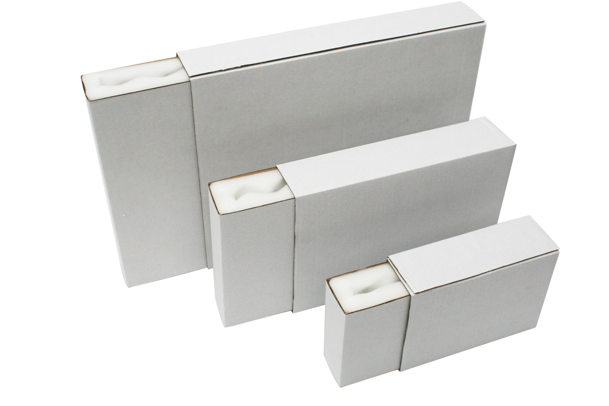 Foam Lined Mailing Boxes Packaging2buy 360x280x50mm Uk