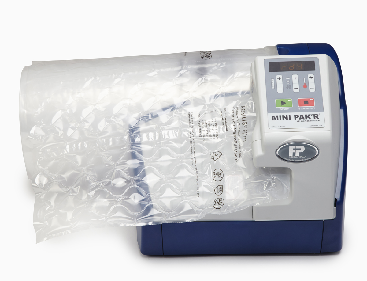 Pillow Packaging Machine Packaging2buy Air Cushioning