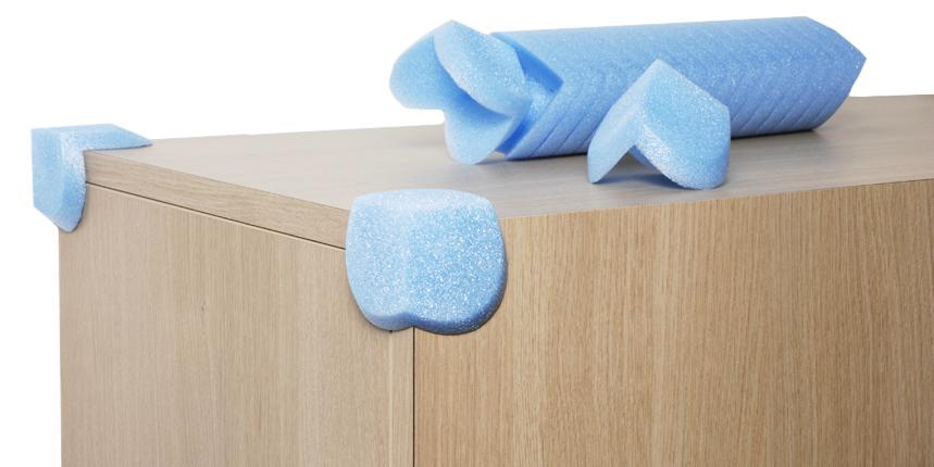Blue Foam Corner Protectors Packaging2buy Foam Edge