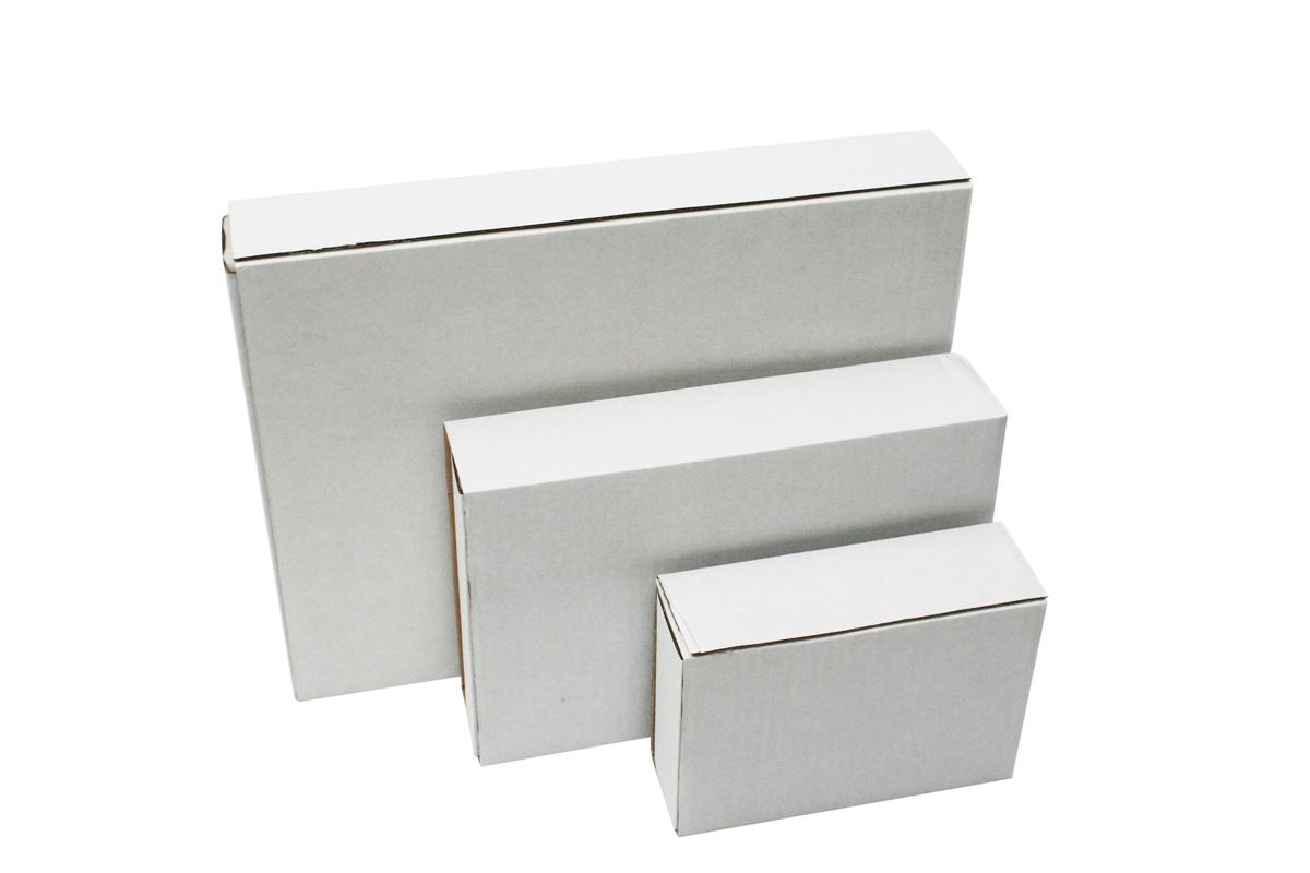 Foam Lined Postal Boxes Packaging2buy 180x122x50mm Uk