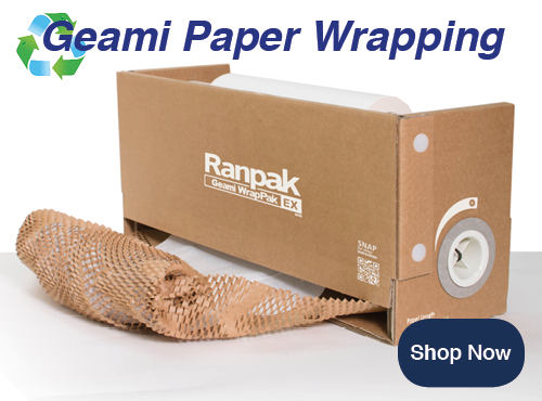 eco friendly paper wrapping and packaging