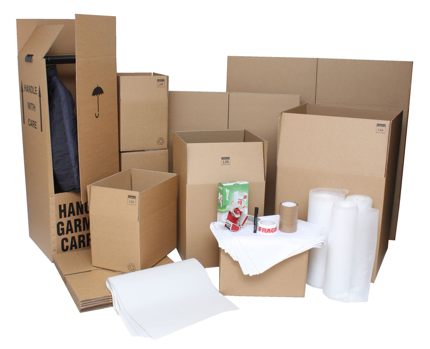 Super Size Moving Kit Packaging2buy Moving Boxes