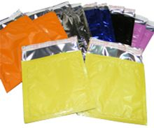 coloured bubble bags for postal mailings