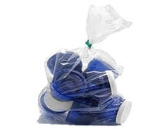 medium duty plastic bags & polythene bags