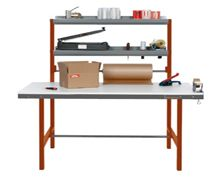 packaging station & packing table