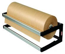 wall & counter paper roll holder & dispenser