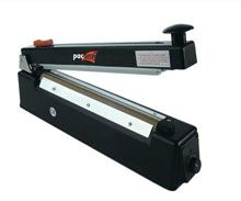 plastic heat sealer with cutter for polythene