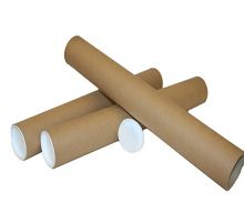 cardboard postal tubes & packaging tube