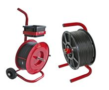 strapping dispensers & mobile strapping trolley