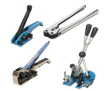 hand strapping tensioner tools & sealer tools