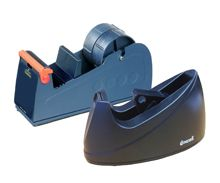 desktop tape dispenser for 25mm & 50mm tape