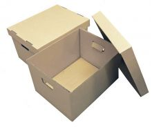 cardboard storage boxes & archive boxes