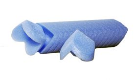 blue foam corner protectors for shipping
