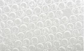 small bubble aircap bubble wrap
