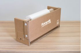 paper packaging bubble wrap roll by geami