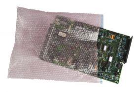 self seal anti static bubble film pouches