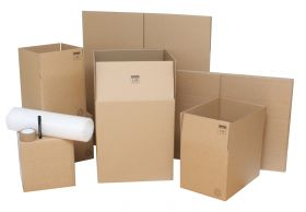 starter moving kit, moving boxes & moving accessories