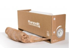 paper bubble wrap protective packaging kit