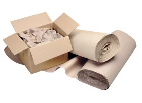 straw paper for protective wrapping & void fill