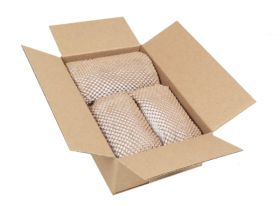 protective packaging paper bubble wrap by geami