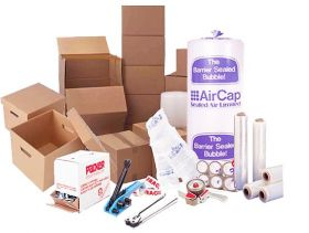 office moving boxes, packs & kits
