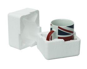polystyrene mug packaging