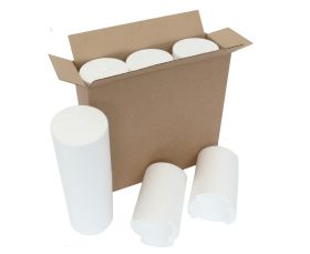 triple bottle box for bottle packaging wine or spirits