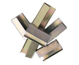 heavy duty semi open metal strapping seals