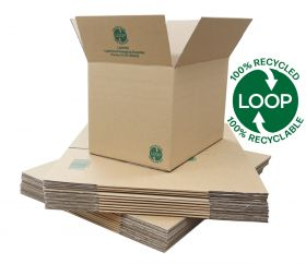 eco friendly boxes by loop