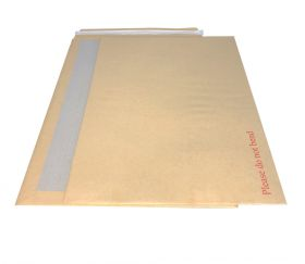 self seal board backed envelopes A3