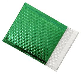 coloured bubble bags green bubble envelopes