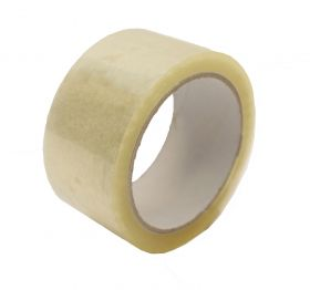 low noise clear packing tape
