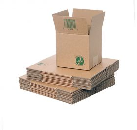 biodegradable single wall boxes in our loop range