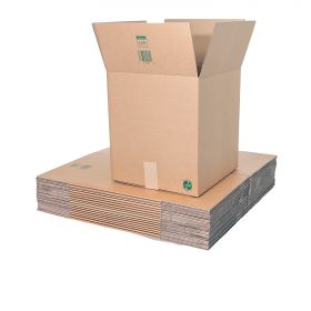 biodegradable double wall boxes for sustainable packaging