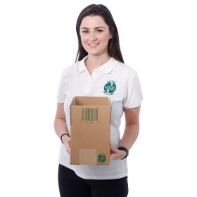 biodegradable packaging boxes in sustainable corrugated cardboard