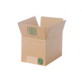 biodegradable single wall boxes