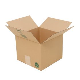 eco-friendly single wall cartons are ideal for shipping