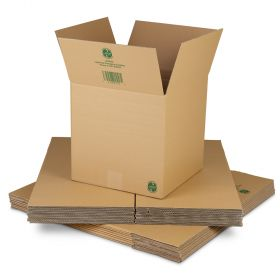 Eco Friendly Cardboard Boxes 457x457x457mm 20/Pack