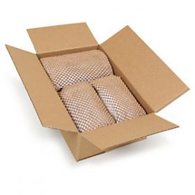eco-friendly packaging brown wrapping paper