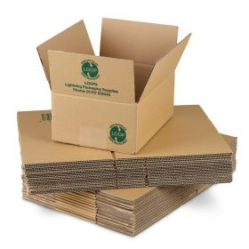 eco storage boxes made from sustainable cardboard