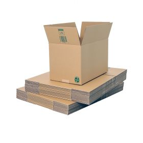 environmentally friendly boxes made from sustainable packaging materials