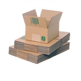 environmentally-friendly cartons for posting and packaging