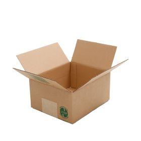 environmentally friendly single wall cardboard boxes