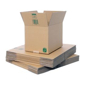 cardboard packing box double walled
