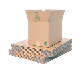 cardboard packing box for moving