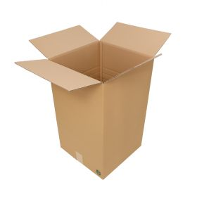 recyclable double wall cardboard boxes are perfect for packing fragile and heavy items