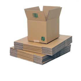 recyclable double wall cardboard boxes