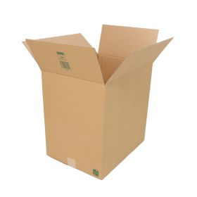 These recyclable double wall boxes are made from top grade recyclable twin fluted corrugated board