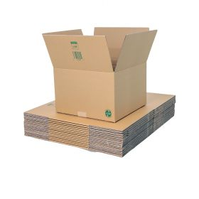 strong cardboard packing box for removals