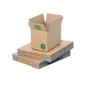 double wall boxes for shipping or packaging